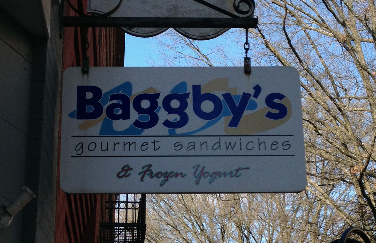 Enjoy a delicious meal from Baggby's today.